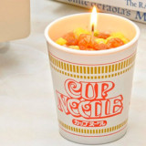 Cup Noodle Candle
