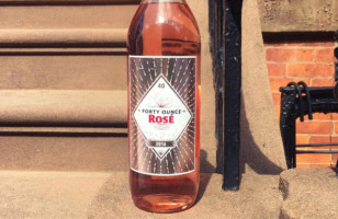 Drink Rosé From A 40, Because You're Classy As Hell