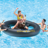 Bull Riding Pool Float
