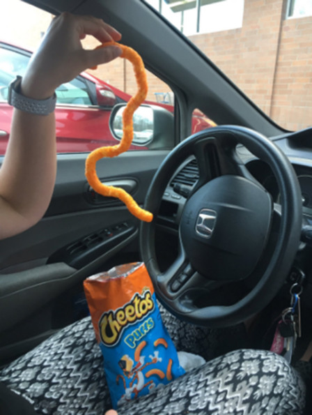 The World's Longest Cheeto & More Incredible Links