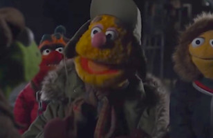 Fozzie And The Muppets Singing In Da Club By 50 Cent