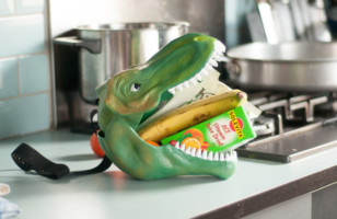The T-Rex Lunch Box Is The Coolest Lunch Box You Can Buy