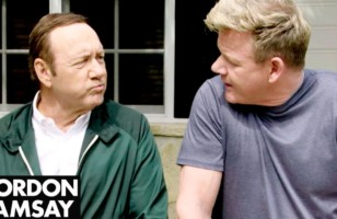 Watch Gordon Ramsay And Kevin Spacey Have A Swear Off