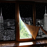 Cityscape Roller Blinds