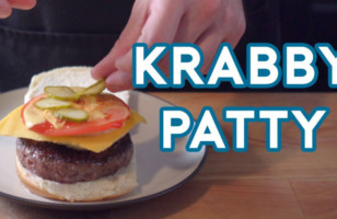 Here's How To Make A Krabby Patty Just Like Spongebob