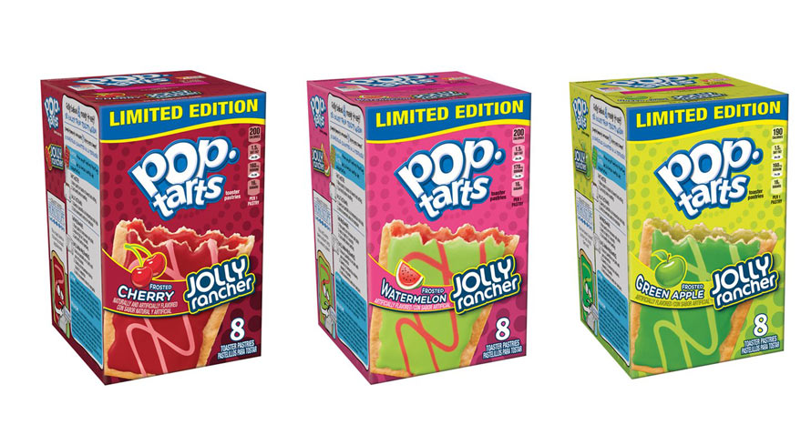 Soon You Can Eat Jolly Rancher Pop-Tarts For Breakfast