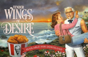 The Colonel's KFC Romance Novel & More Incredible Links