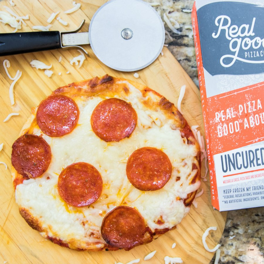 This High Protein, Low Carb Pizza Has A CHICKEN Crust