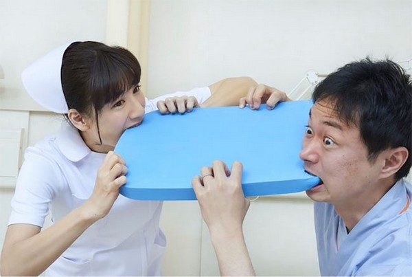 These Weird Stock Photos From Japan Are Ridiculous Af
