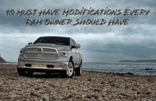 10 Must Have Modifications Every Pickup Truck Owner Should Have