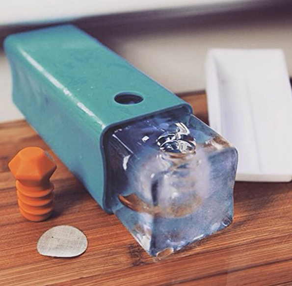 Now You Can Buy A Kit To Make Your Own Ice Pipe