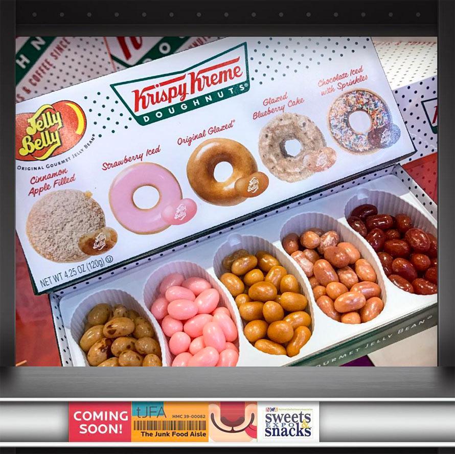 Krispy Kreme Doughnuts Jelly Beans & More Incredible Links
