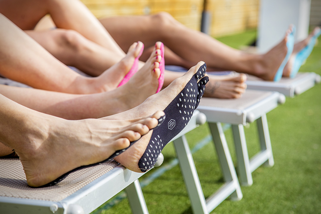 These Stick-On Shoes Will Change The Way You Summer
