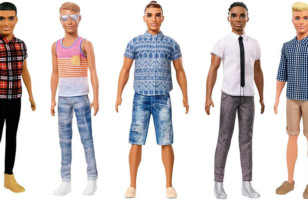 You Have To See Barbie's Boyfriend Ken's New Look