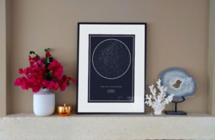 Get A Star Map From A Special Night You Want To Remember