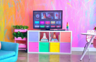 This Colorful Rainbow House Is So Unbelievably Stunning