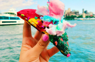 Stop Everything!!!!!!! The Unicorn Pizza Is Here Now