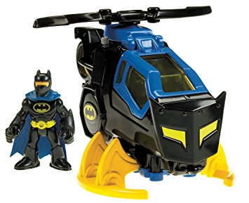 Fisher-Price Imaginext DC Super Friends Batcopter