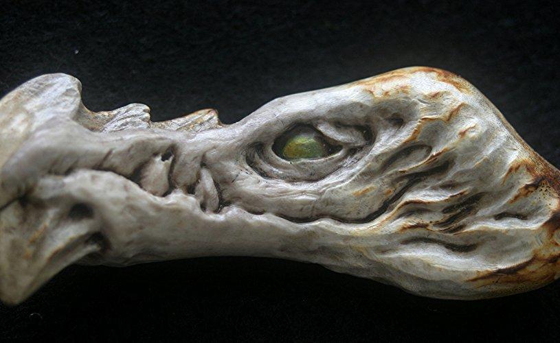Scary Horror Weird Sculpture Monster Talisman Gothic Macabre