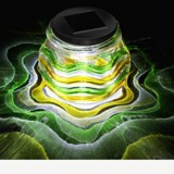 LED solar lights : Bullker Water Proof Sun Jar