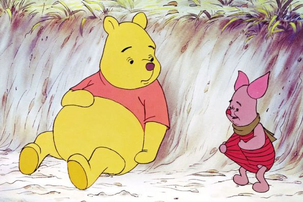 Winnie The Pooh Banned in China