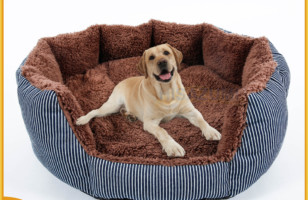 Nice Cozy Puppy Dog Kitten Pet Bed Cushion Basket Sofa