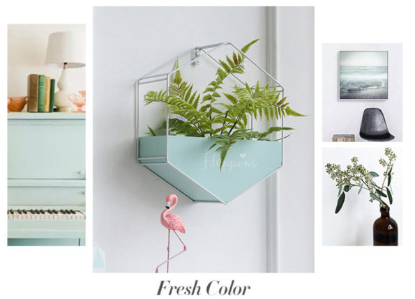 Hanging Hexagon Wall Planters