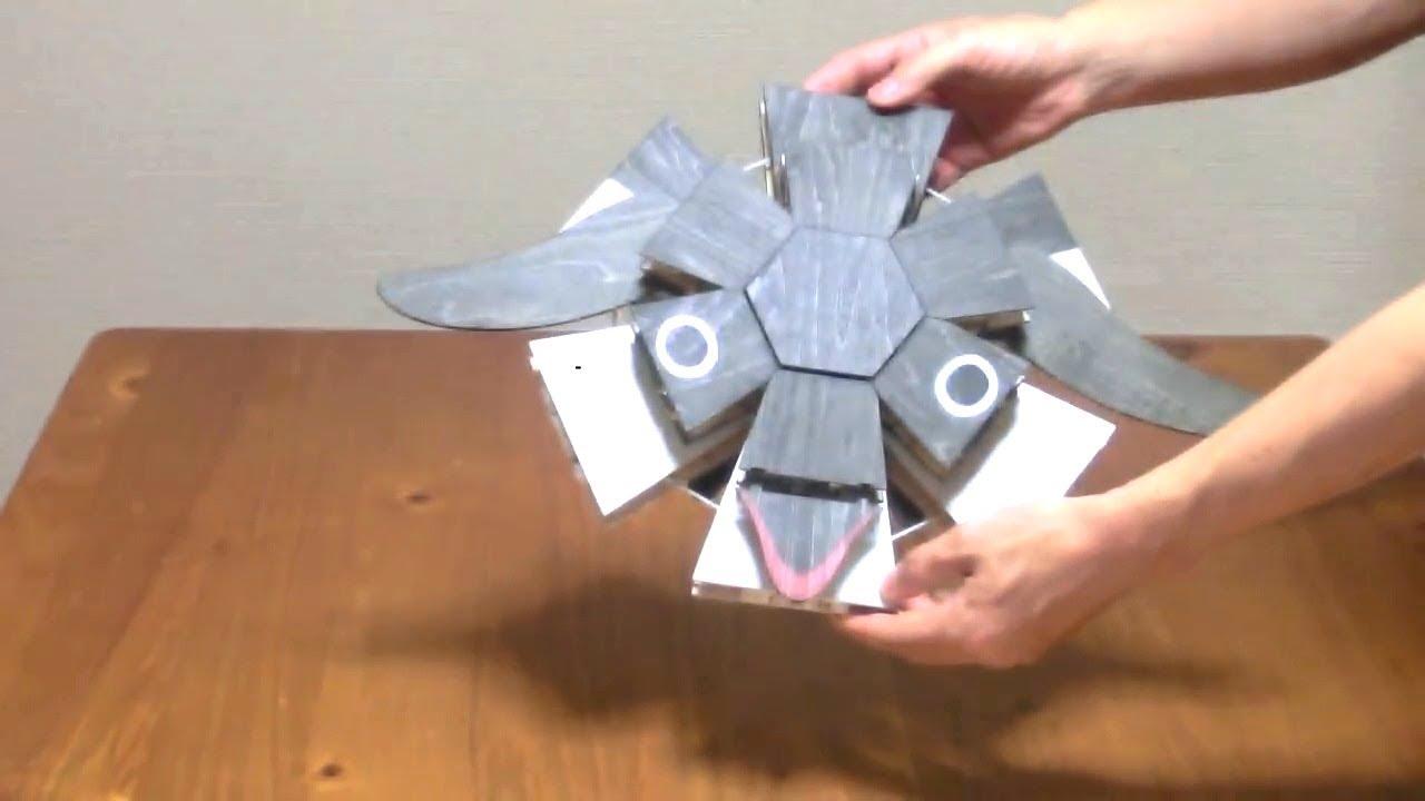 Amazing Japanese Paper Toys
