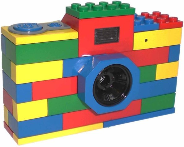 LEGO 3MP Digital Camera for the Lego Lovers