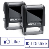 Like or Dislike Stamp – Facebook