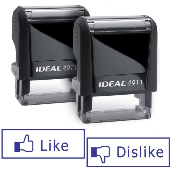 Like or Dislike Stamp - Facebook