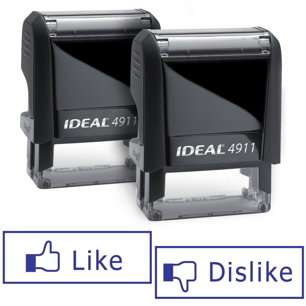 Like or Dislike Stamp – Facebook