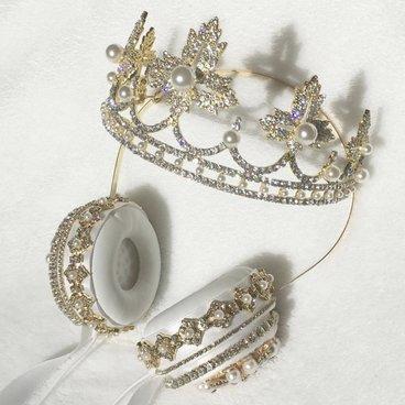 Lit Headphones: Perfect Accessories For Princess Best Crown Headphones And Tiara Headphones