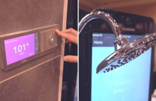 The U by Moen – World's First WiFi-Connected Shower