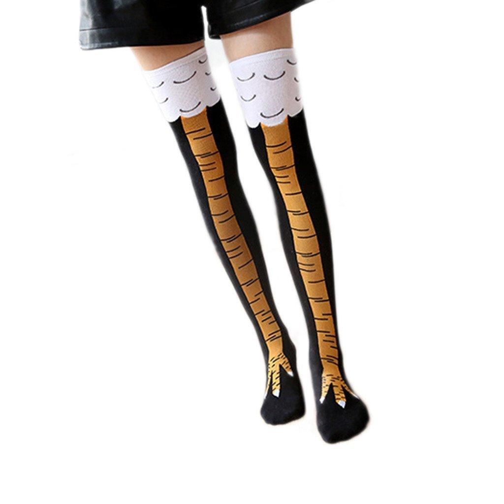 Women's Chicken Legs Novelty Socks