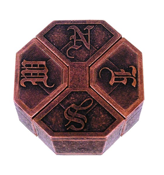 Hanayama's 8 Sided News Puzzle