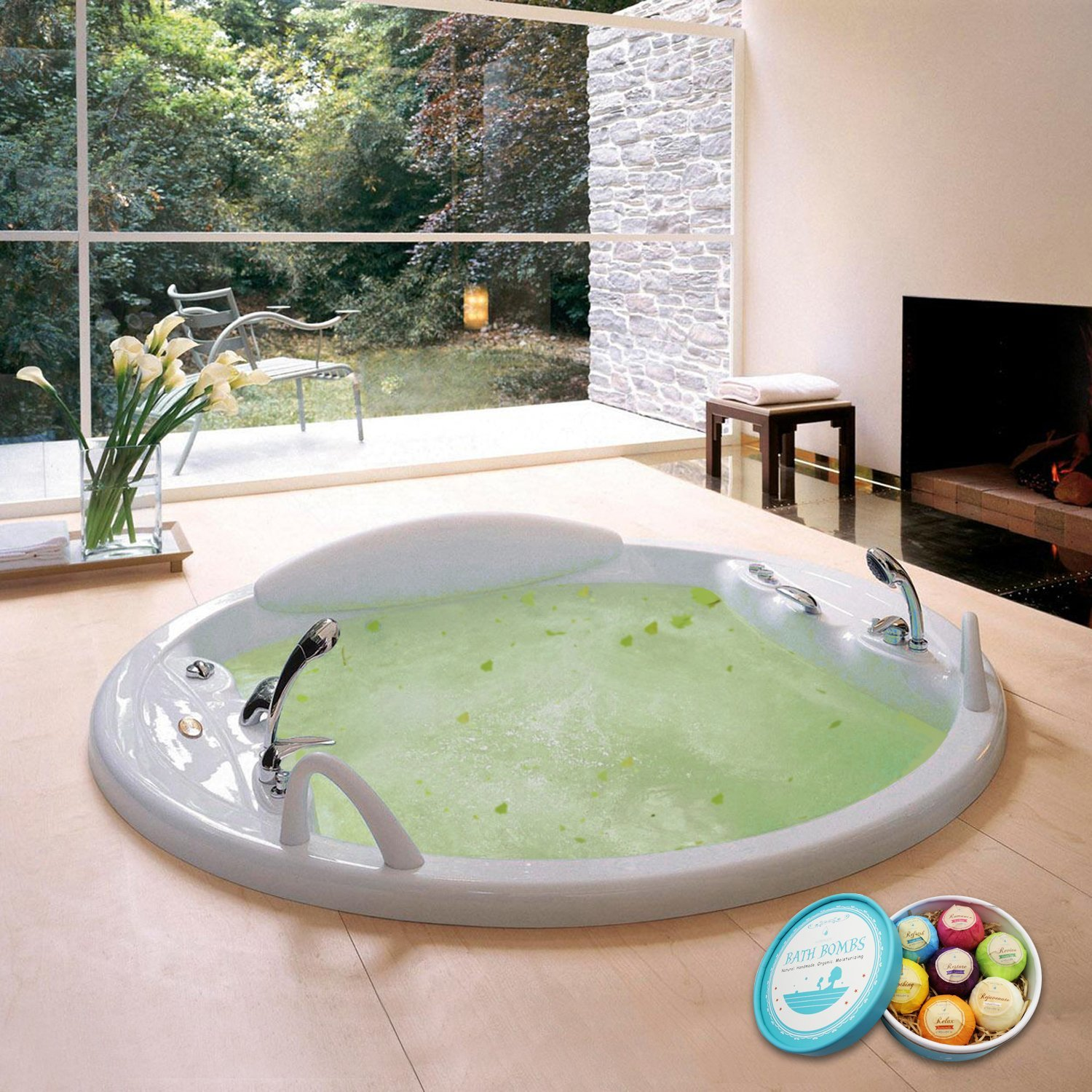 852 Bathtub Data Base Emails Contact Us Hk Mail: PURENJOY Bath Bombs Gift Set Kit