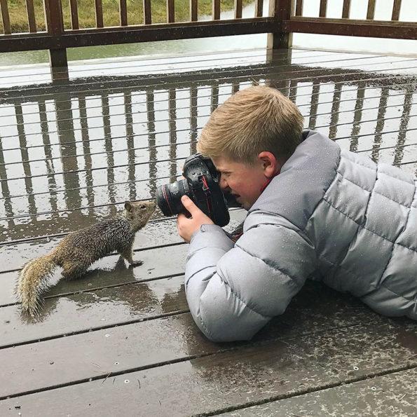 Robert Irwin - An Award Winning Photographer