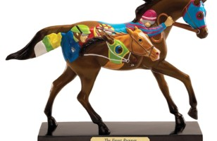 Trail of Painted Ponies Front Runner Pony