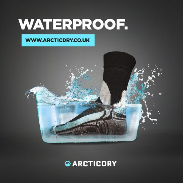 Amazing ArcticDry Water Proof Socks