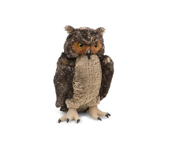 Giant Owl - Stuffed Animal