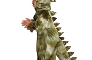 Halloween Baby Boys' T-Rex, Green Costume