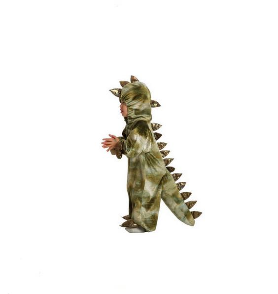 Halloween Baby Boys' T-Rex, Green Costume