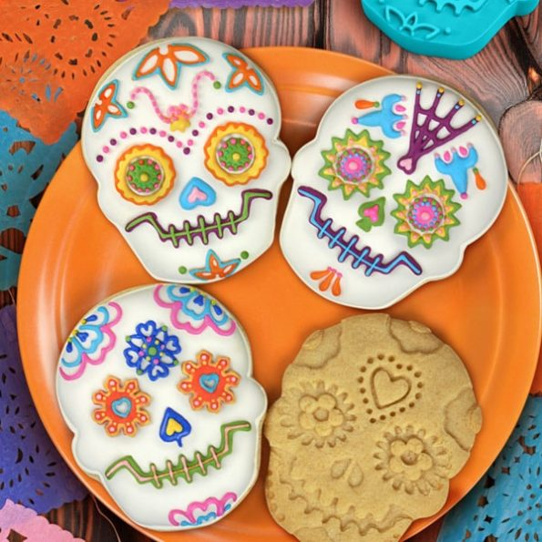 Halloween Sweet Spirits Cookie Cutters