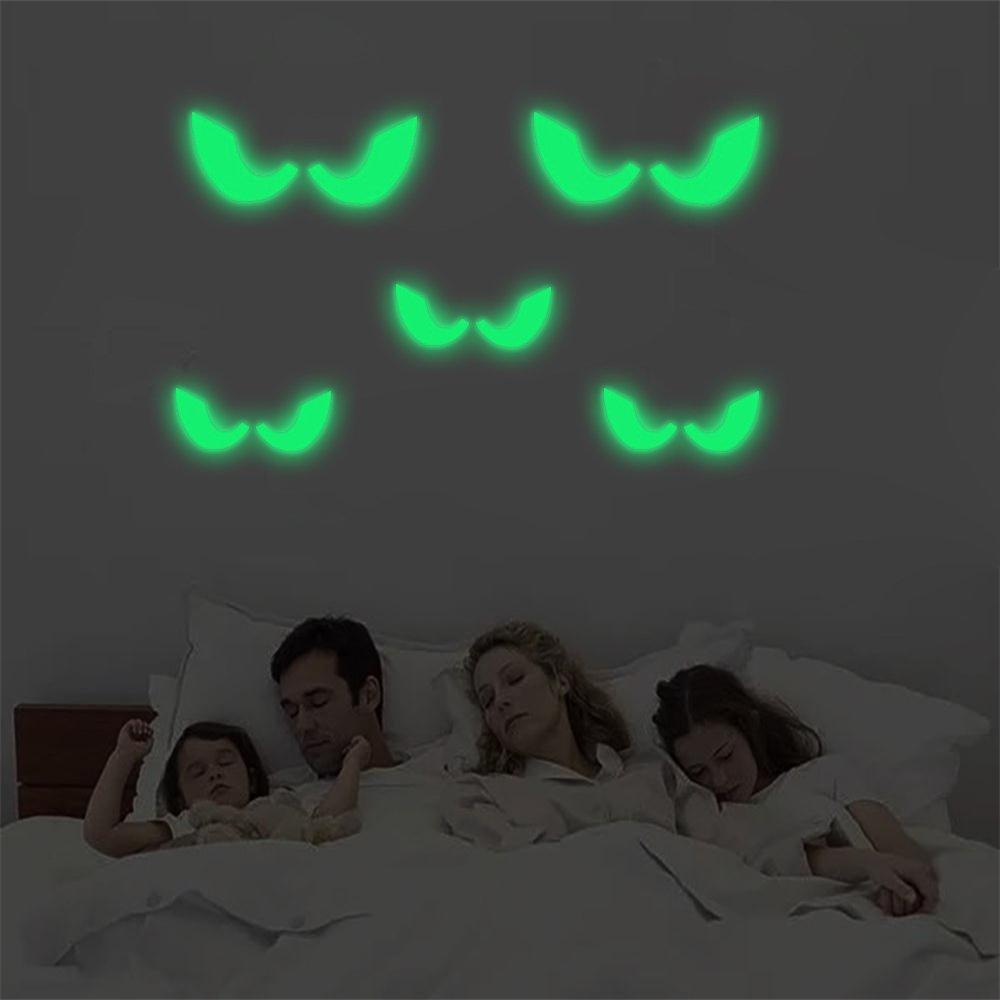 Halloween Decoration: Glow in the Dark Stickers