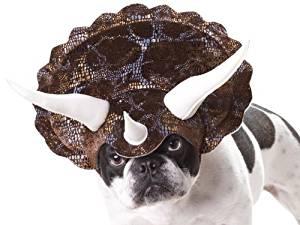 Halloween Triceratops Dog Costume