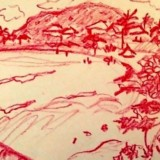 Crystal Cove Original Painting – Contest