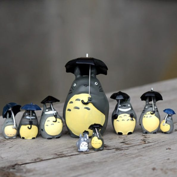 Totoro Figure Collection Set