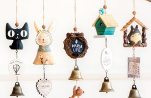Whimiscal and Fun Collectibles – Wind Bell