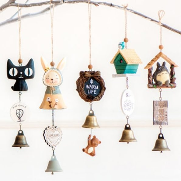 Whimiscal and Fun Collectibles - Wind Bell